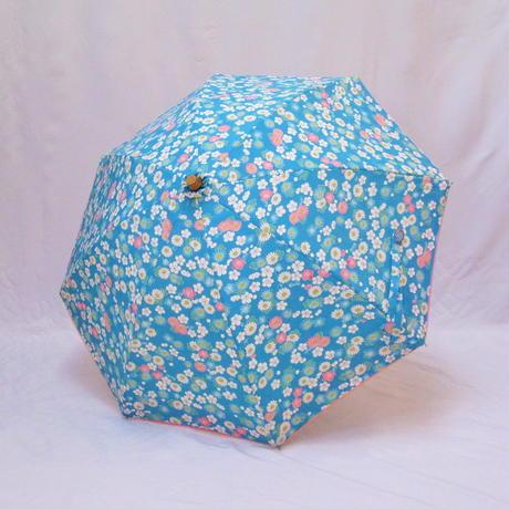 着物日傘 ~flower 裏地付き