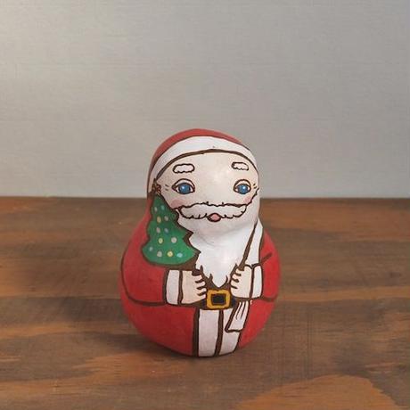 サンタ土鈴 Claybell of Santa Claus