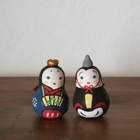 雛土鈴  Claybell of Hina doll