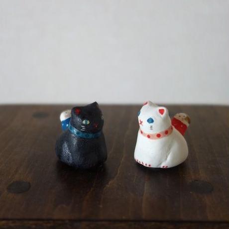 猫とお散歩のフェーブ  Feve of Cat walk