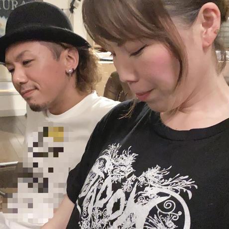 蛇道-JADOH-ロゴTシャツ