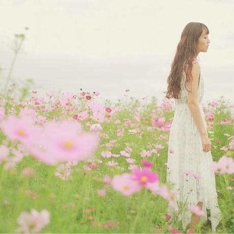 2曲入りCD「くじら雲」「コスモス畑で恋をする」