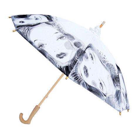 日傘 – lady go round -