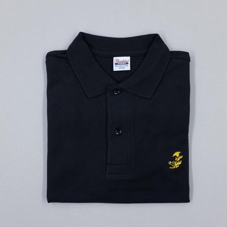 刺繍ポロシャツ