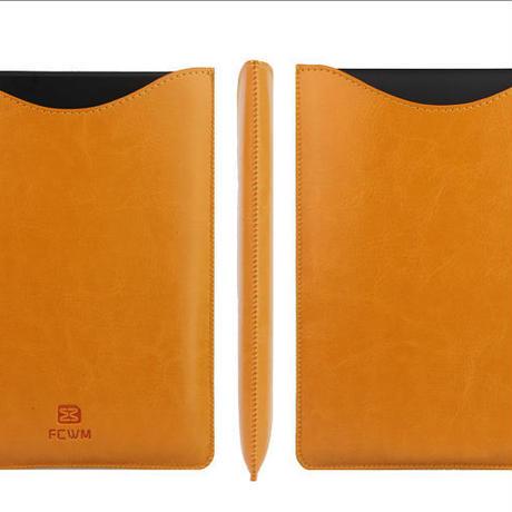 筒型カバー オレンジ色 保護フィルムセット