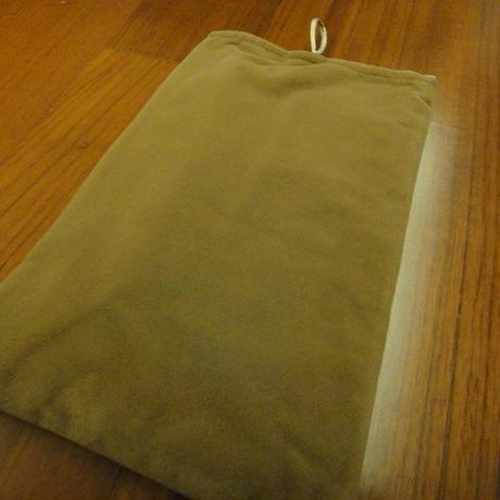 フェルトカバー 袋タイプ/茶色