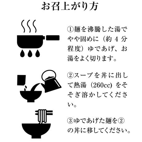 【宅配便発送】金富士らーめん6袋set