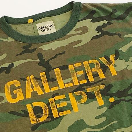 GALLERY DEPT. Fatigue Logo Tee