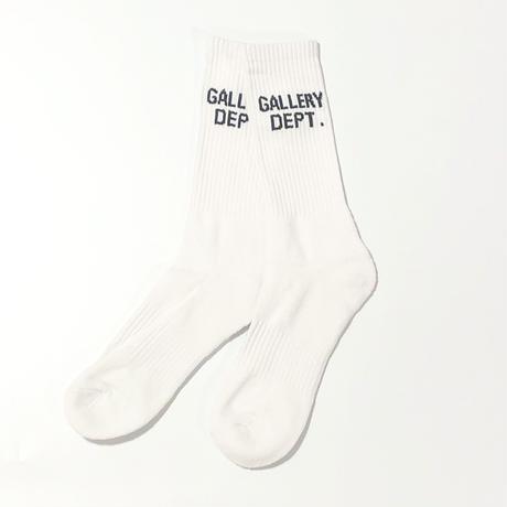 GALLERY DEPT.  CLEAN SOCKS - WHITE