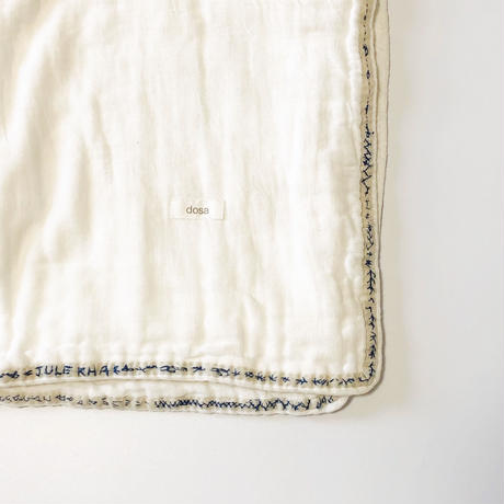 dosa organic cotton baby blanket