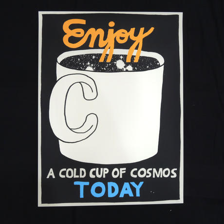 Nathaniel Russell -Enjoy a cold cup cosmos today
