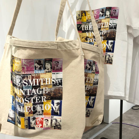 THE SMITHS Vintage Poster Collection 12inch record Bag