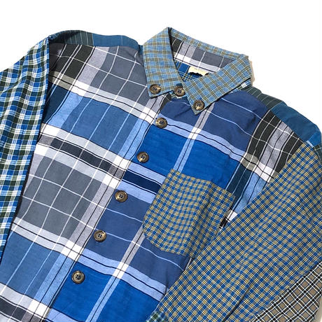 RTH ARTIST SHIRT-mulch plaid size 2