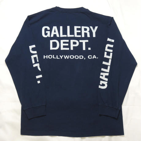 GALLERY DEPT.  Collector Long Sleeve Tee