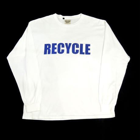 GALLERY DEPT. Recycle L/S tee