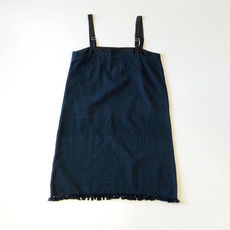dosa tank dress w/tassels