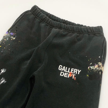 GALLERY DEPT.  Flare Sweat Pants /Faded Black