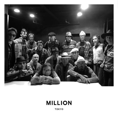 "THE MILLION IMAGE ORCHESTRA_星に願おう(7"")"