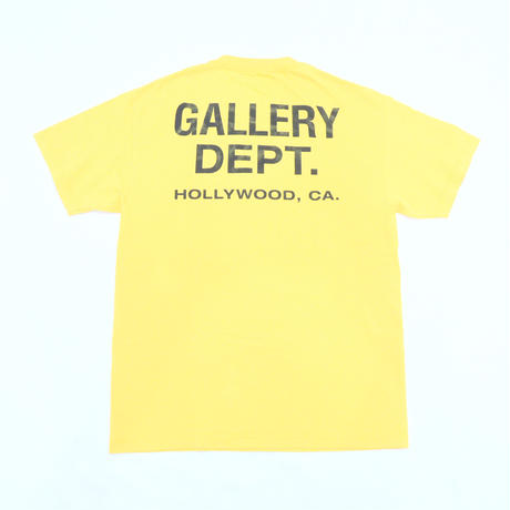 GALLERY DEPT. Collector Gold Tee