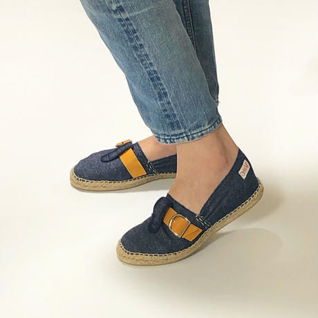 YOUNG&OLSEN YOUNG BELTED ESPADRILLE