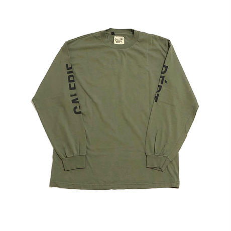 GALLERY DEPT. French Collector L/S Tee - Olive