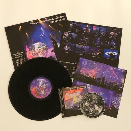 《LP+CD》The Cosmic Suite Ensemble/Space Jam