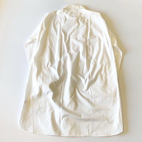 RTH ARTIST SHIRT - WHITE POPLIN