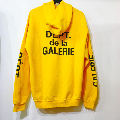 GALLERY DEPT.  French Logo HOODIE