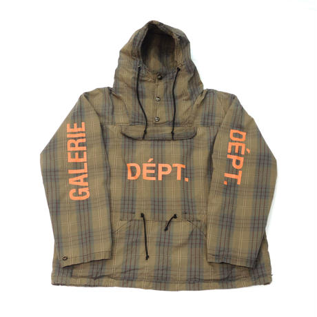 GALLERY DEPT. Harrison Anorak Jacket -Orange-