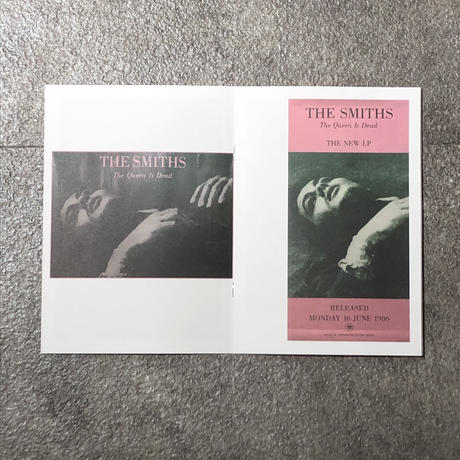 THE SMITHS Vintage Poster Collection ZINE Limited 250