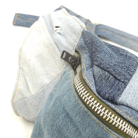 GALLERY DEPT.  TRAVEL SACK  Denim