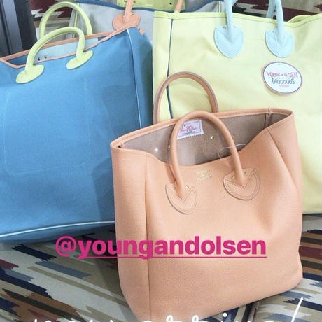 Young&Olsen CANVAS CARRYALL TOTE