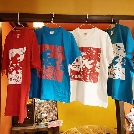 金魚オリジナルTシャツ