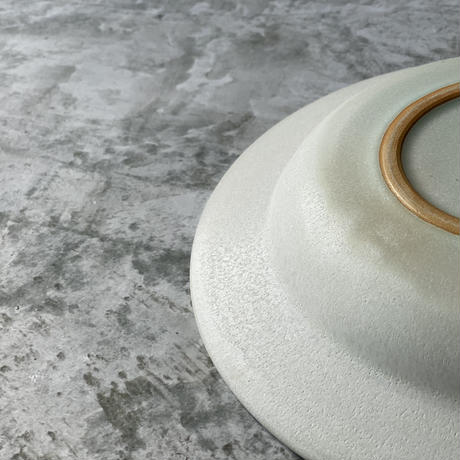 【南江里子】7.5寸パスタリム皿