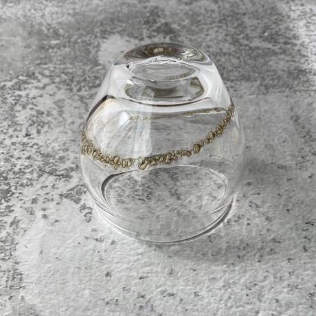 【神澤麻紀】brass-glass