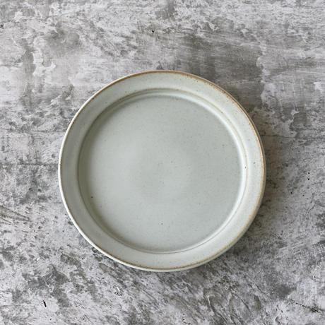 【中林範夫】7寸リムプレート 白