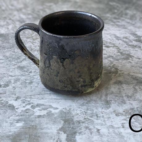 【平井悠一】泥彩 マグカップ