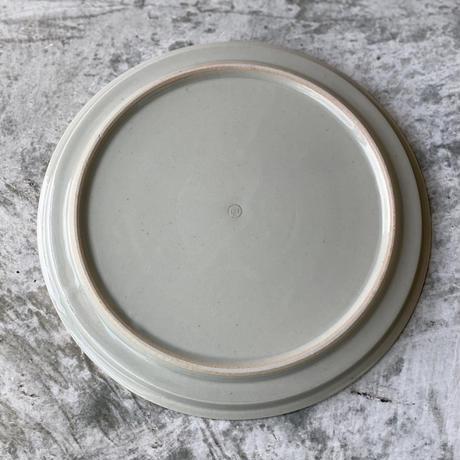 【こいずみみゆき】リム皿 6寸