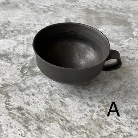 【塚本友太】ティーカップ  黒