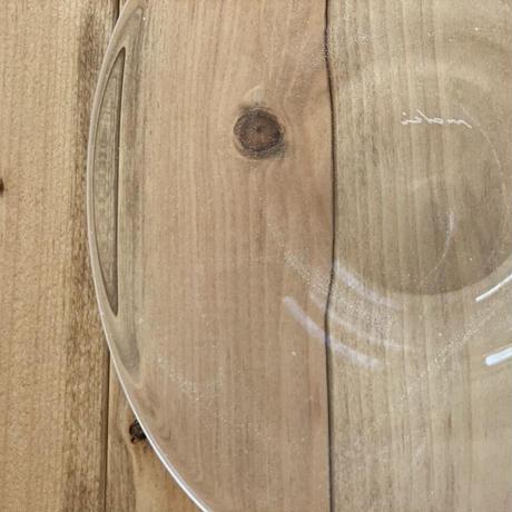 【神澤麻紀】flow-unevenness small plate
