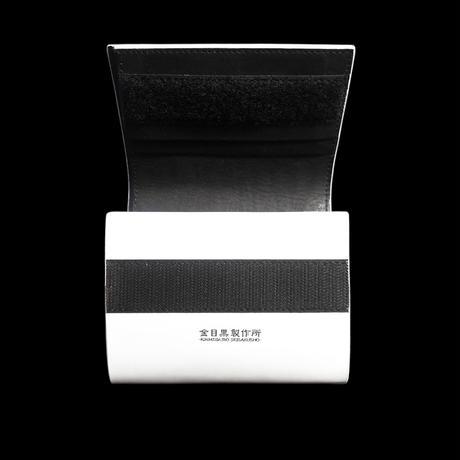 Velcro stitch less wallet