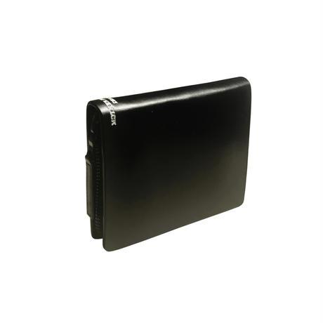 Round zip half wallet