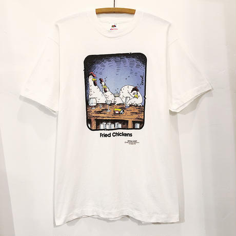 80's〜90's  Vintage  Fried Chickens  Tee