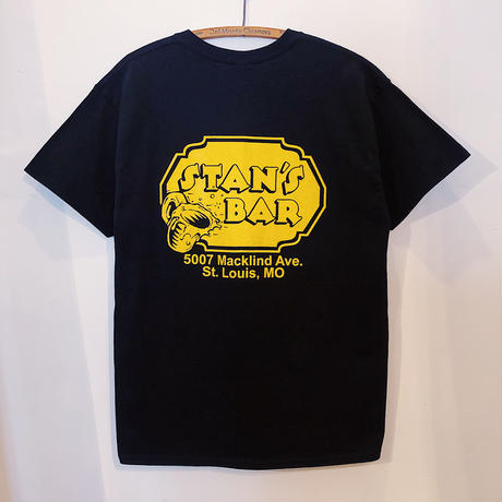 STAN'S  BAR  Back Print Tee