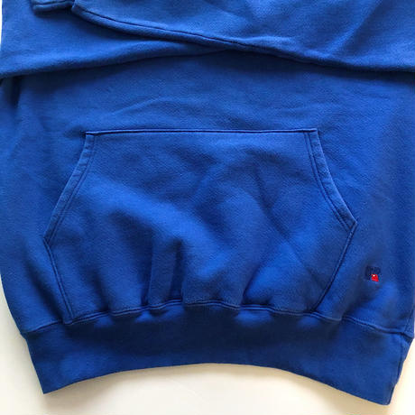90's L.L.Bean × RUSSELL ATHLETIC  Henry neck Hoodie