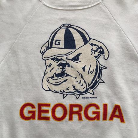 80's University of  Georgia Sweatshirt