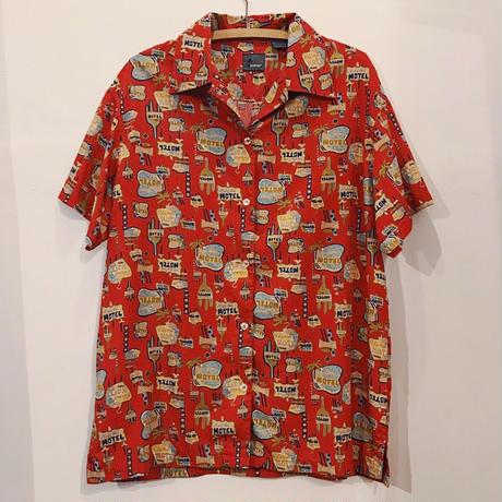 MOTEL Pattern S/S  Shirt