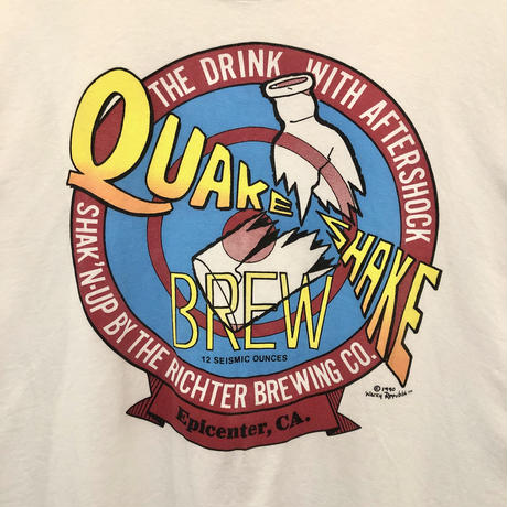 90's Beer Bottle Tee