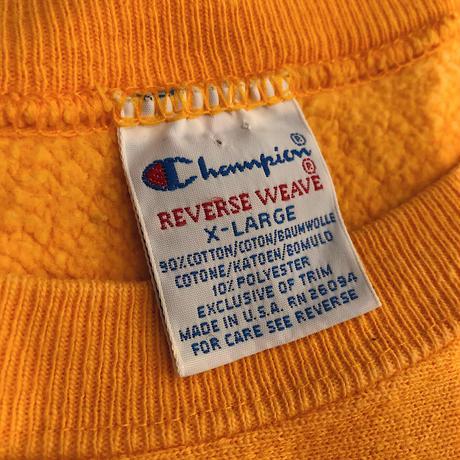 90's Champion  REVERSE WEAVE   TENNESSEE  BIG ORANGE