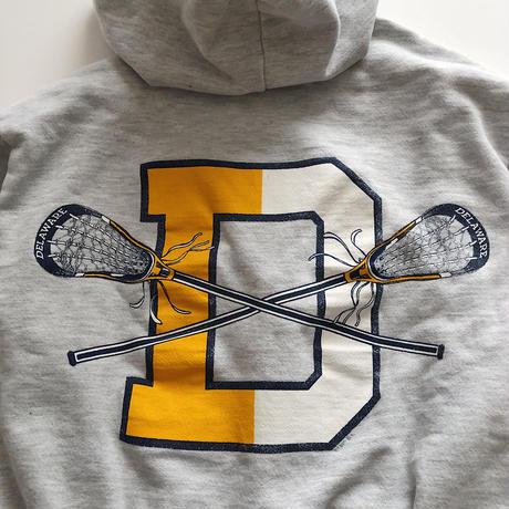 90's University of Delaware Back Print  SWEAT HOODIE